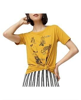 J.Crew City Cats Tee Shirt