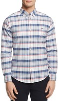 Vineyard Vines Biras Creek Plaid Tucker Slim Fit Button-Down Shirt