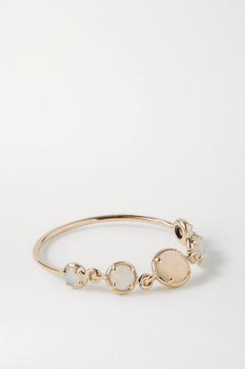 Sarah & Sebastian Chroma Gold Opal Ring