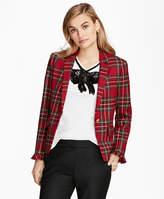 Brooks Brothers Tartan Wool Jacket