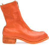Guidi front zip ankle boots - women - Horse Leather - 38