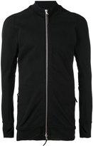 11 By Boris Bidjan Saberi zipped lightweight jacket - men - Cotton - M