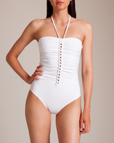 Karla Colletto Joana Bandeau Swimsuit