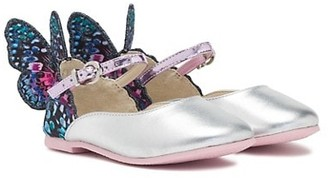 Sophia Webster Baby's & Girl's Chiara Embroidered Loafers