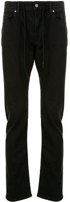 7 For All Mankind Ronnie drawstring jeans