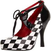 Funtasma Women's Harlequin-03/BW Pump