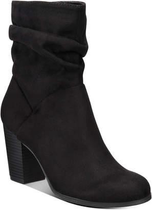 Material Girl Women Midory Booties, Women Shoes