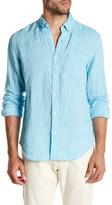 J.Crew Factory J. Crew Factory Slim Fit Linen Shirt