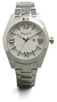 Kenneth Cole New York Women's 10023856 Dress Sport Analog Display Japanese Quartz Silver Watch