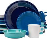 Fiesta Macy's Exclusive! Blues 16-Piece Dinnerware Set