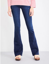 MiH Jeans Marrakesh kick flare high-rise jeans