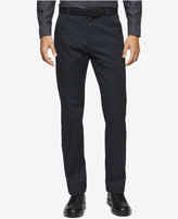 Calvin Klein Men's Double-Faced Chinos