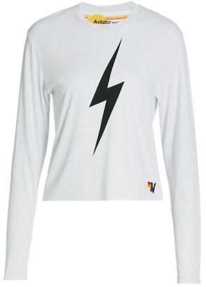 Aviator Nation Bolt Long-Sleeve T-Shirt