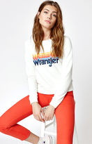 Wrangler Kabel Logo Sweatshirt