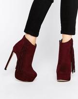 Asos EYES OPEN Platform Shoe Boots