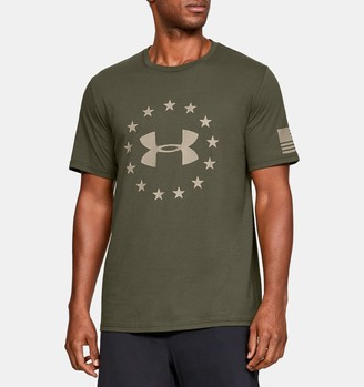 Under Armour Men's UA Freedom Logo T-Shirt