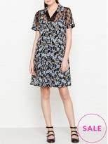Anna Sui Oops A Daisy Printed Dress