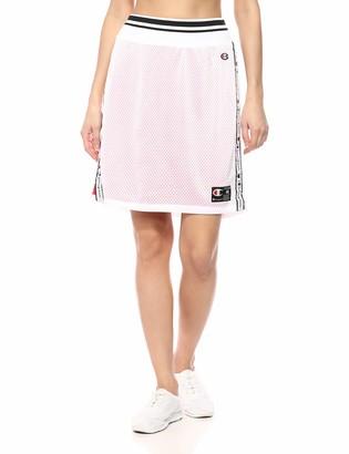 Champion LIFE Women's Reversible Mesh Highwaist Skirt