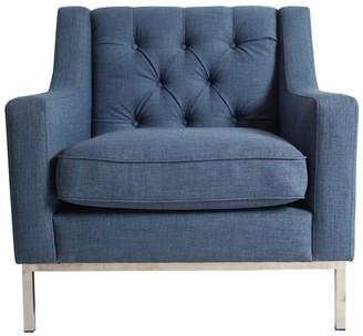 Dasch Montgomery Arm Chair Denim