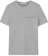 Tibi Cotton-Jersey T-Shirt