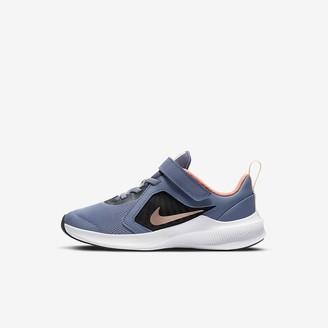 Nike Little Kids' Shoe Downshifter 10