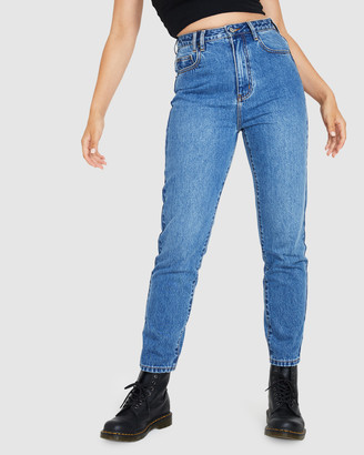 Insight Callee Mom Jeans