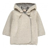 Ketiketa Cashmere Wool Hooded Wrap Cardigan