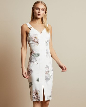 Ted Baker Woodland Bodycon Dress