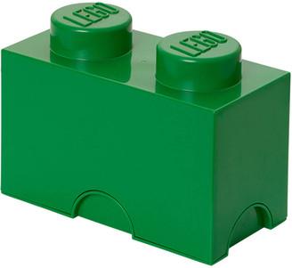 Room Copenhagen LEGO Storage Brick 2- Dark Green