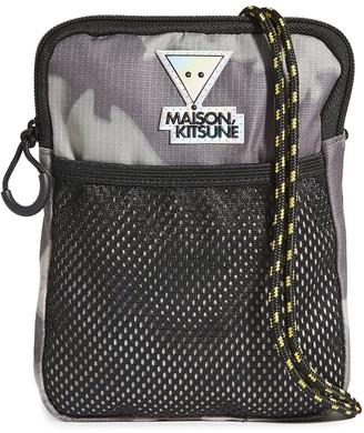 MAISON KITSUNÉ Ripstop Military Bag