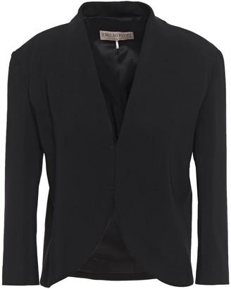 Emilio Pucci Crepe Jacket