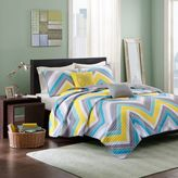 Bed Bath & Beyond Elise Twin/Twin XL Coverlet Set in Blue