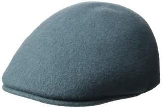 Kangol Men's Seamless Wool 507 Flat Ivy Cap HAT