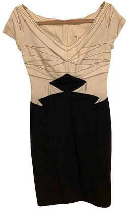 Zac Posen Black Silk Dresses