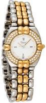 Chopard Gstaad Diamond Watch