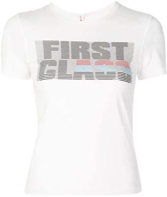 Adam Selman logo T-shirt