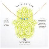 Dogeared Blue Onyx Healing Gem Necklace