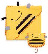 Skip Hop SKIP*HOP® Zoo Towel & Mitt Set in Bee