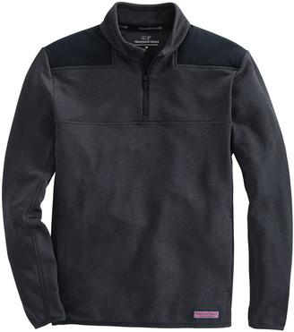 Vineyard Vines Mens Performance Fleece Shep Shirt