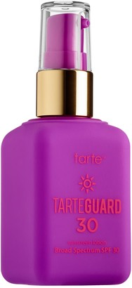 Tarte Tarteguard 30 Vegan Sunscreen Lotion Broad Spectrum SPF 30