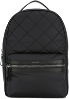 Moncler quilted shell backpack - men - Leather/Polyester - One Size