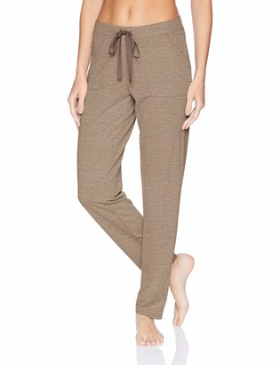 N Natori Women's Solid Baby Terry Pant