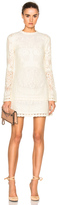 See by Chloe Long Sleeve Mini Dress