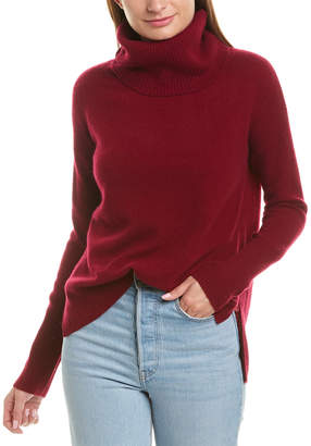 Qi Cowl Cashmere Sweater