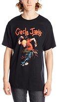 Impact Men's Circle Jerks Skank Man T-Shirt