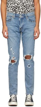 Levi's Levis Blue Slim Taper 512 Jeans