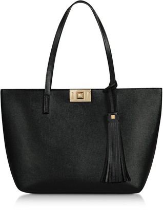 Furla Genuine Leather Mimi L Tote