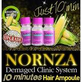 [NORNZA]Damaged Clinic System 10minutes Hair Ampoule 20ml*8ea/silk hair pack treatment