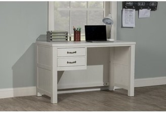 GreyleighTM Bedlington 2 Drawer Desk Greyleigh Color: Espresso