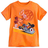 Disney Mickey Mouse Tee for Boys - Mickey and the Roadster Racers